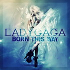 lady gaga - born this way cdm